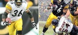 Jerome Bettis chooses brother to introduce him at Hall of Fame induction