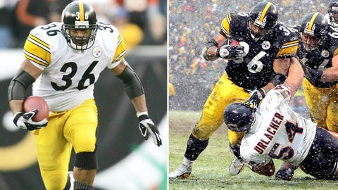 #13 -- RB Jerome Bettis