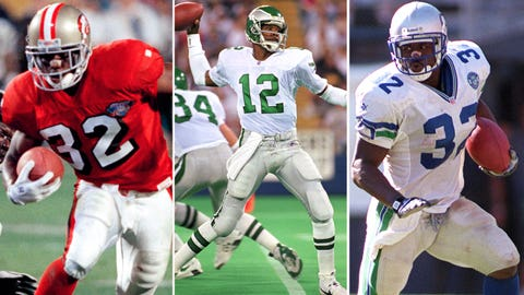 #5 -- RB Ricky Watters