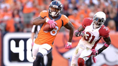 Demaryius Thomas (Denver, WR)