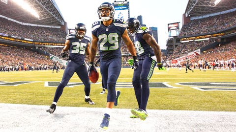 San Diego Chargers -- S Earl Thomas