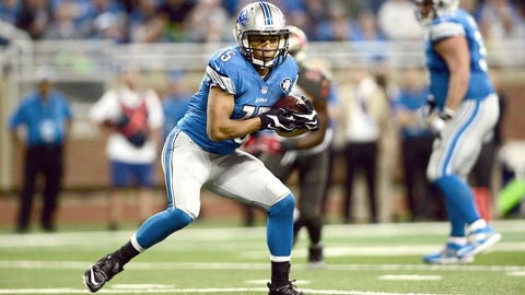 New York Jets -- WR Golden Tate