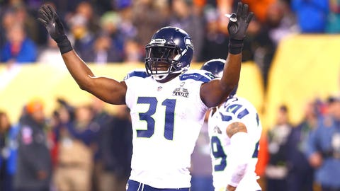 Safety: Kam Chancellor, Seattle Seahawks