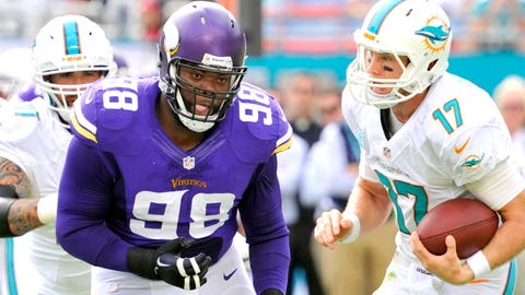Miami Dolphins -- DT Linval Joseph