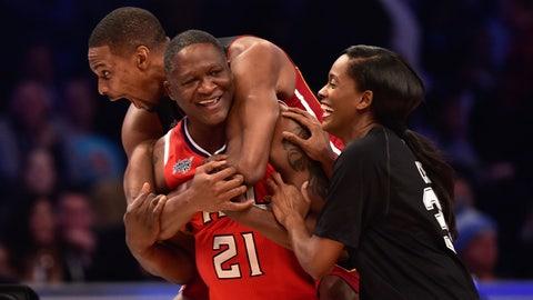 Team Bosh wins