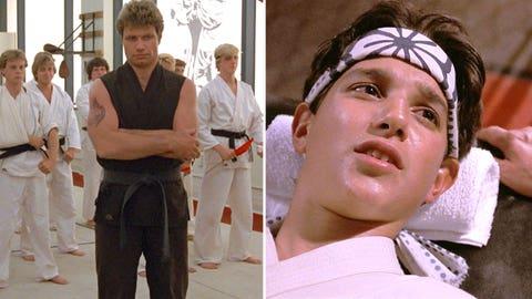 13 -- The Karate Kid