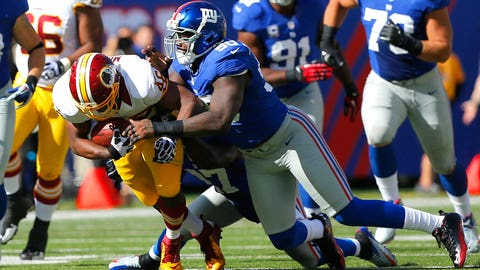 Defensive End: Jason Pierre-Paul