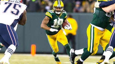 10 -- WR Randall Cobb, Packers