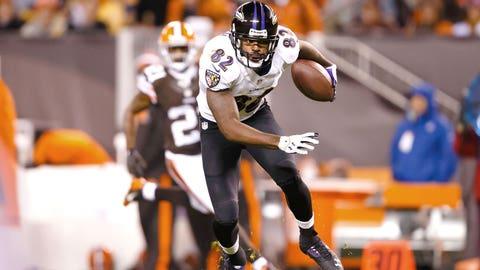 22 -- WR Torrey Smith, Ravens