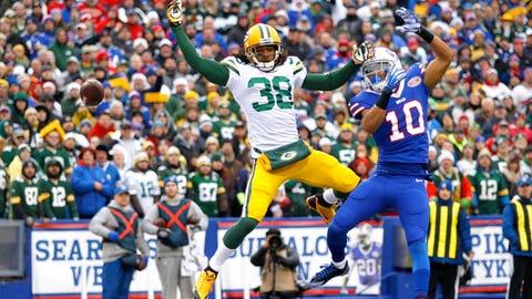 20 -- CB Tramon Williams, Packers