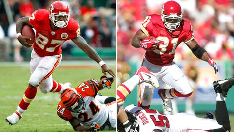 #8 -- RB Priest Holmes, Kansas City Chiefs