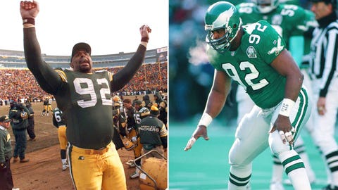 #2 -- DE Reggie White, Green Bay Packers