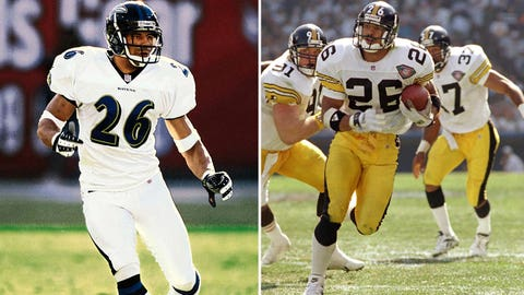 #14 -- CB Rod Woodson, Baltimore Ravens