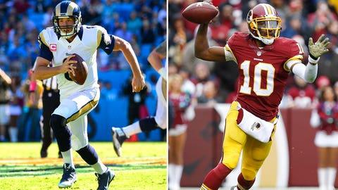 #21 -- Rams @ Redskins