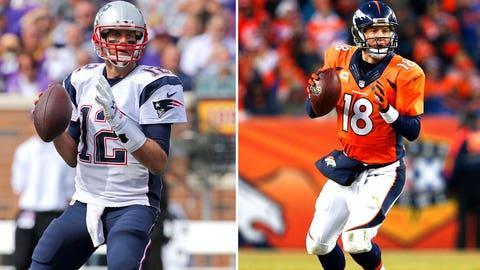 #1 -- Patriots @ Broncos