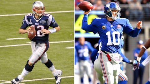 #11 -- Patriots @ Giants