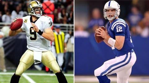 #18 -- Saints @ Colts