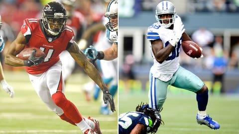 #25 -- Falcons @ Cowboys