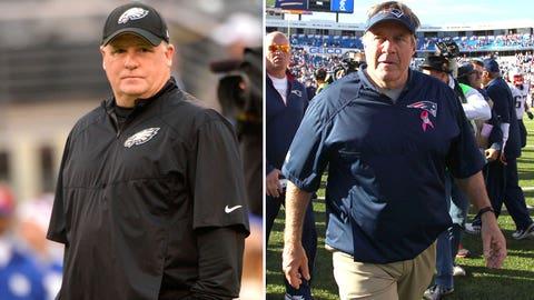 #15 -- Eagles @ Patriots