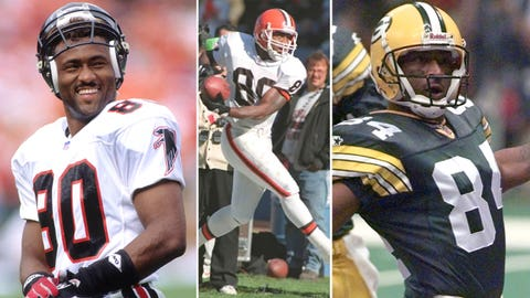 14 -- WR Andre Rison, Cleveland Browns