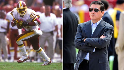 5 -- CB Deion Sanders, Washington Redskins