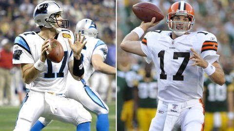 2A -- Jake Delhomme, Cleveland Browns