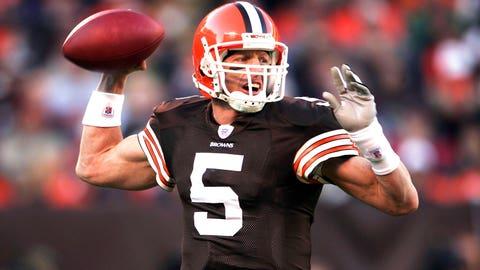2 -- QB Jeff Garcia, Cleveland Browns
