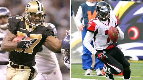 13 -- WR Joe Horn, Atlanta Falcons