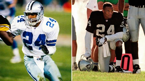 20 -- CB Larry Brown, Oakland Raiders