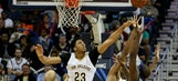 Court Vision: Grizzlies lose 18-point lead, fall to New Orleans