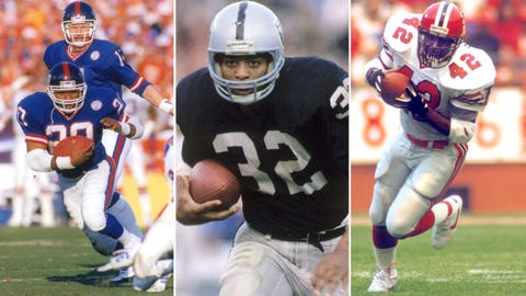 11 -- RB Class of 1982