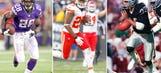 NFL's Top 15 RB-draft classes since 1970 (NFL-AFL merger)