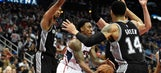 Court Vision: Spurs spoil Hawks' homecoming with 19-point drubbing