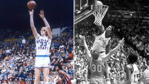 15 -- (1) Indiana State 93, (5) Oklahoma 72