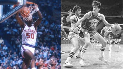 10 -- 1981: (6) BYU 51, (2) Notre Dame 50