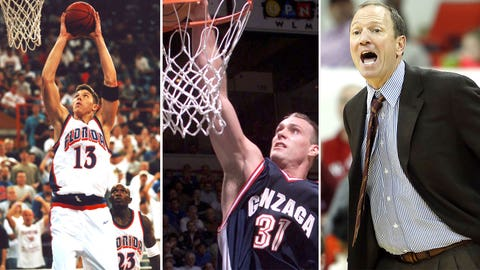 17 -- 1999: (10) Gonzaga 73, (6) Florida 72