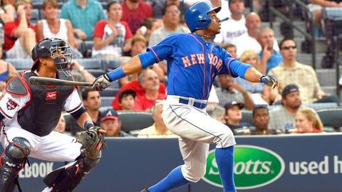 19 -- OF Curtis Granderson, New York Mets