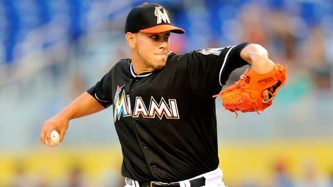 12 -- SP Jose Fernandez, Miami Marlins