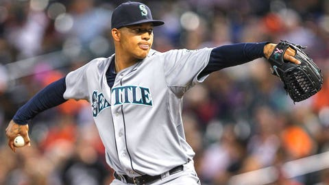Taijuan Walker — Seattle Mariners