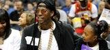 Hip-hop artist 2 Chainz beats Dominique Wilkins in H-O-R-S-E