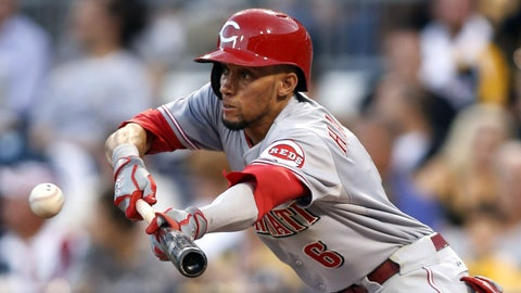 Billy Hamilton, OF, Reds