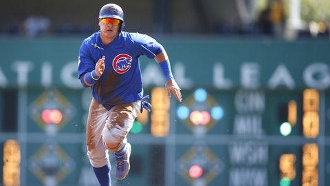 Javier Baez, 2B/SS, Cubs