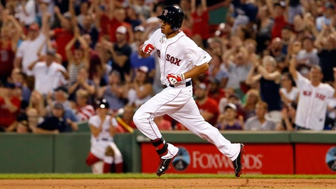 Mookie Betts, 2B/OF, Red Sox