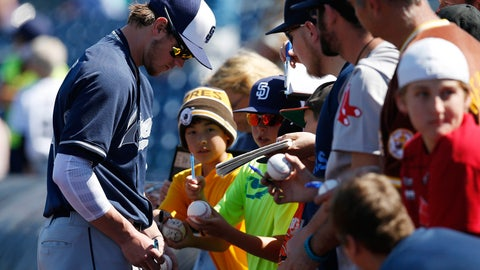 Wil Myers, OF, Padres