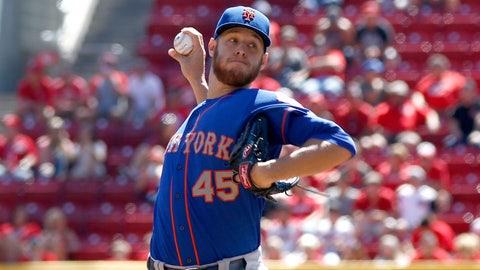 Zack Wheeler, SP, Mets