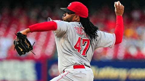 Prediction #9: Johnny Cueto will break the Reds' drought of back-to-back 20-game winners