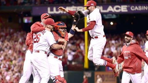 Prediction #15: The St. Louis Cardinals will win the World Series