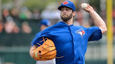 Daniel Norris, SP, Toronto Blue Jays