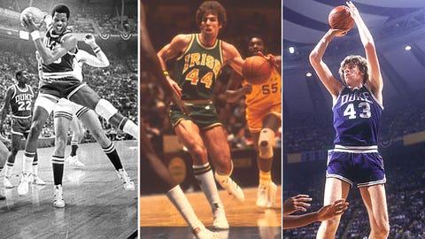 13 -- 1978: Duke 90, Notre Dame 86