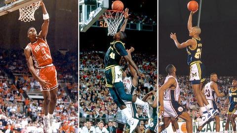 6 -- 1989: Michigan 83, Illinois 81